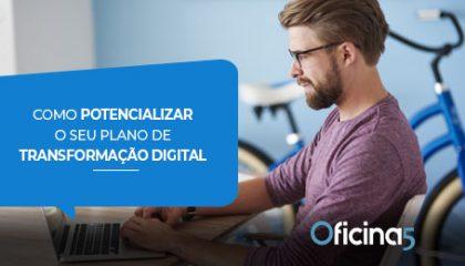 plano de transformação digital