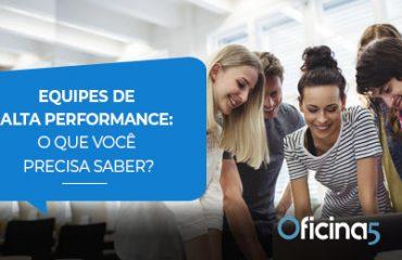 gestão de equipes de alta performance